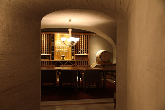 Passage to Cellar