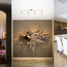 Combo Pictures of Dining, Cellar and Driftwood