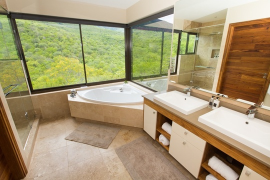 Modern Bathroom View
